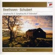 Lorin Maazel - Beethoven: Symphony No. 5 & Schubert: Sy (0886977129827) (1 CD)