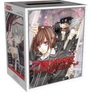 Vampire Knight Box Set 2: With Premium Volumes 11-19 by Matsuri Hino