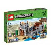 Пустинният пост LEGO® Minecraft 21121