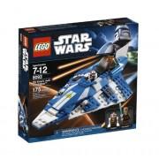 LEGO Star Wars Plo Koon's Jedi Starfighter - juegos de construcción (Multicolor)