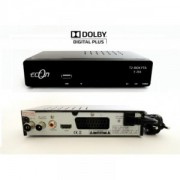 ECON T2-BOX FTA E-264 földi digitális vevőkészülék és médialejátszó