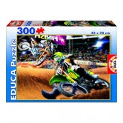 Educa Motocross puzzle, 300 darabos
