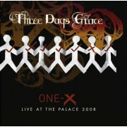 Three Days Grace - One-X / Live At the Palace (0886973599228) (2 CD)