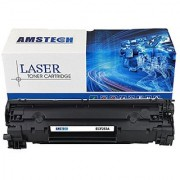 1Pack Amstech 1 500 Pages Compatible Black Toner Cartridge Replacement For HP 83A CF283A CF283 For Printers HP LaserJet Pro MFP M127 M127fn M127fw MFP M125 M125nw MFP M225 M225dn M201dw M201n M201
