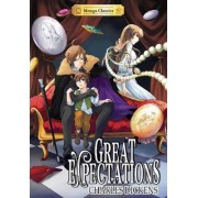 Manga Classics: Great Expectations Softcover: Great Expectations by Nokman Poon
