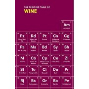 The Periodic Table of Wine by Sarah Rowlands
