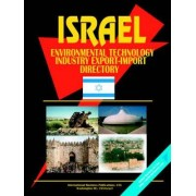 Israel Environmental Technology Industry Export-Import Directory by Usa Ibp