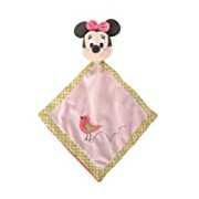 Simba Disney Minnie Mouse Pretty Pink 6315873336 Plush Security Blanket