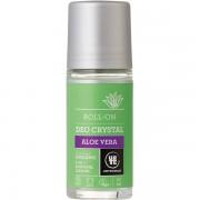 Deodorant bio roll-on - cu piatra alaun si aloe vera Urtekram 50 ml