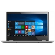 "Laptop 2in1 Lenovo Yoga 520 (Procesor Intel® Core™ i3-7100U (3M Cache, up to 2.40 GHz), Kaby Lake, 14""FHD IPS, Touch, 4GB, 1TB HDD @5400RPM, Intel® HD Graphics 620, Wireless AC, Tastatura iluminata, Win10 Home 64, Gri)"