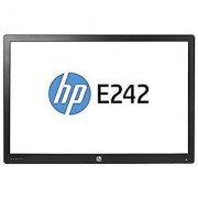 HP N0Q25AA#ABA EliteDisplay E242 24'' 1080p Full HD LED-Backlit LCD Monitor Black