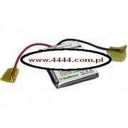 Bateria Apple iPOD Shuffle 2nd 200mAh 0.7Wh Li-Polymer 3.7V