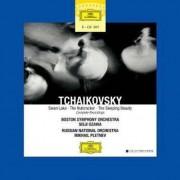Pyotr Ilyich Tchaikovsky - Swan Lake/Nut Cracker/Sleeping Beauty (0028947751533) (5 CD)