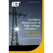 Condition Assessment of High Voltage Insulation in Power System Equipment by R. E. James