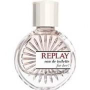 Replay Woman - Eau de toilette (Edt) Spray 40 ml
