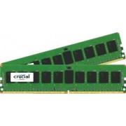 Memorie Server Micron Crucial 16GB Kit 2x8GB DDR4 2133Mhz CL15