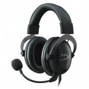 Kingston HyperX Cloud II Headset - Full-size, Gun Metal - KHX-HSCP-GM