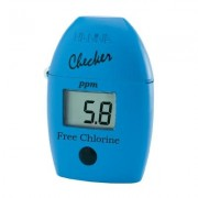 Kézi koloriméter szabad klórtartalom méréshez, HI 701 (104717)