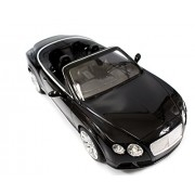 TeamRC® 1:12 Bentley Continental GT Speed Convertible (Black)