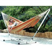 Brazilian Hammock Stand Combo, Furniture