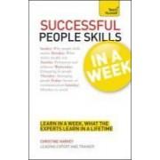 Harvey: Successful People Skills In A Week: Teach Yourself