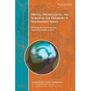 Mental, Neurological, and Substance Use Disorders in Sub-Saharan Africa by Uganda Academy of Sciences
