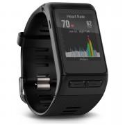 Garmin Vivoactive HR GPS Smart Watch - Regular - Black