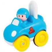 Navystar Press N Go Racer Fun Mobile Red/Yellow/Blue