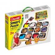 Quercetti 00230 - Smart Puzzle Farm