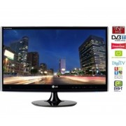 "Monitor LG LCD 20"" Wide M2080D-PZ, Digital TV Tuner, HDMI, LED"