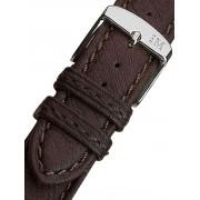 Curea de ceas Morellato A01U3221767030CR18 braunes Uhren18mm