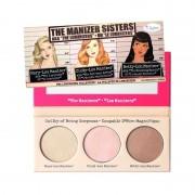 Trusa machiaj The Manizer Sisters 3 culori