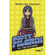 Scott Pilgrim vs the Universe by Bryan Lee O'Malley