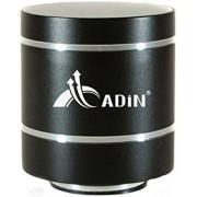 Boxa Portabila Adin Vibration Speaker MMDB2BTN, Bluetooth, Handsfree (Negru)