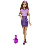Barbie Glitz & Glam Hair and Nail Doll Purple