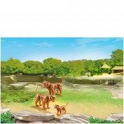 Playmobil Tiger Family (6645)