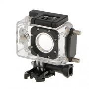 Magideal Motorcycle Waterproof Case for Original SJCAM SJ4000 SJ4000 Series Charging