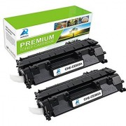 Aztech Replacement for HP 05A CE505A CE505D Black Toner Cartridge 2 300 Yield for HP LaserJet P2030 P2035 P2035N P2050 P