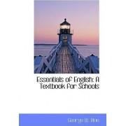 Essentials of English by George W Rine