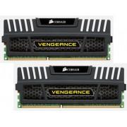 Corsair Vengeance 8GB (2x4GB) DDR3 PC3-12800C9 1600MHz Dual Channel Kit (CMZ8GX3M2A1600C9)