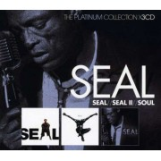 Seal - Platinum Collection - Seal, Seal II, Soul (0093624961543) (3 CD)