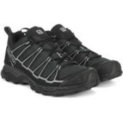 Salomon X ULTRA PRIME ASPHALT/BLACK/ALU Mid AnkleTrekking and Hiking Shoes(Black)