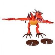 Dreamworks Dragons Defenders of Berk Action Dragon Figure Hookfang Monstrous Nightmare