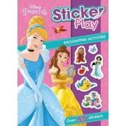 Disney Princess Sticker Play by Parragon Books Ltd