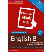 Pearson Baccalaureate English B ebook only edition for the IB Diploma (etext) by Pat Janning