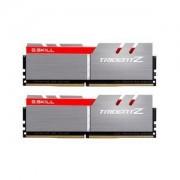 Mémoire RAM G.SKILL TRIDENT Z 32 GO (2X 16 GO) DDR4 3600 MHZ CL17 PC4-28800 - F4-3600C17D-32GTZ