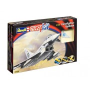 Revell 06625 - Eurofighter Kit di Modello in Plastica, Easykit, Scala 1:100