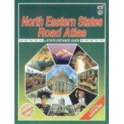North-eastern States Road Atlas and State Distance Guide by R. P. Arya
