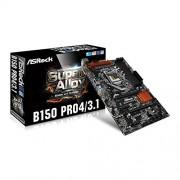 ASROCK B150 Pro4/3.1 Intel Skylake ATX scheda madre