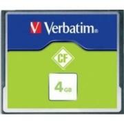 Card de Memorie Verbatim Compact Flash 4GB